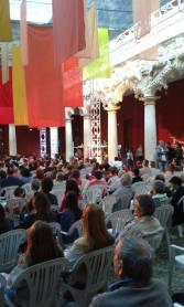 Maratón de los Cuentos (Palacio del infantado, público)