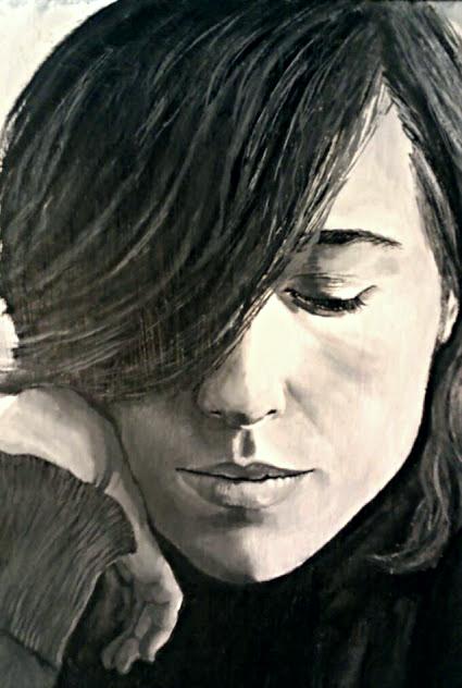Cristina Arribas se llena de colores